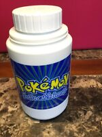 2000 Pokémon Gotta Catch 'em All Plastic Thermos Nintendo