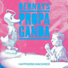 Bernays propaganda-HAPPINESS Machines-LP/New Fugazi, Gossip