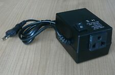 220V/110V 100W STEP DOWN CONVERTER for USA/JAPAN CONSOLES IN EUROPE