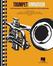 Trumpet Omnibook For B-Flat Instruments Transcribed Exactly NEW 000191850