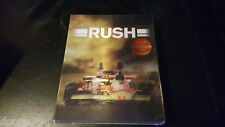 Rush Blu-ray KimchiDvd Lenticular Slip Steelbook New & Sealed - 2500 Units Only+