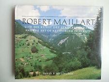 Robert Maillart Kunst Stahlbetonbaus and Art of Reinforced Concrete 1990