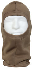 Winter Military Balaclava Black Green Coyote Brown Sand Foliage Rothco 5510
