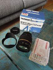 Tamron SP AF 17-50 mm 2,8 F/2.8 XR Di II Aspherical Objektiv für Nikon