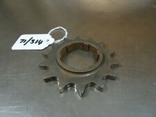NEW OLD STOCK VINTAGE VETERAN BURMAN GEARBOX SPROCKET 14T.ARIEL 1927 ON.3 SPEED.