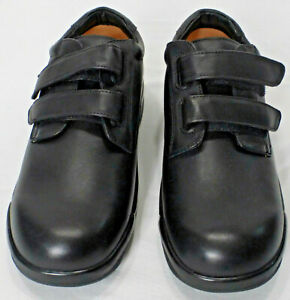APEX Ambulator Men's Diabetic Shoe, Black, Size 11M, NIB