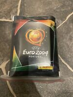 PANINI UEFA EURO 2004 50 SEALED PACKETS RONALDO ROOKIE?