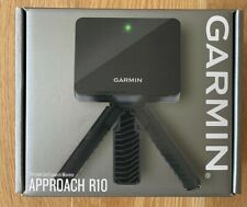 BRAND NEW IN HAND GARMIN APPROACH R10 GOLF LAUNCH MONITOR READY TO SHIP!
