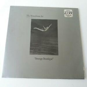 The Monochrome Set - Strange Boutique - Vinyl LP 1st Press Ltd Edition EX/EX