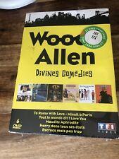 Coffret Woody Allen /neuf