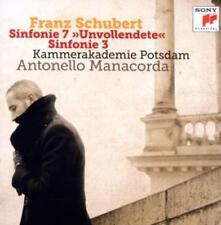 Sinfonien Nr. 3 & 7, 1 Audio-CD