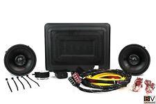 Mercedes-Benz E-Klasse W124 S124 C124 A124 aktive Soundsystem Lautsprecher + Sub
