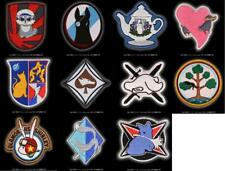 Strike Witches Personal Mark Patch 501 All Member Ver.Official Japan FS