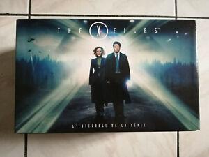 The X-Files l'Intégrale des 9 Saisons Coffret Blu-Ray