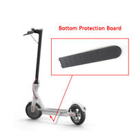 Black Bottom Protection Board Cover For Xiaomi Mijia M365 Scooter Replace Part