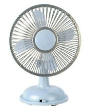 5 Inches Portable Mini Table Usb Fan For Travel/Home/Office With Oscillation