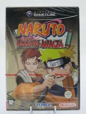 Naruto : Clash of Ninja (European version) GameCube Nintendo PAL FR neuf BLISTER