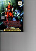 Armored Trooper Votoms Pailsen Files Complete OVA Series Vol.1-12 End Anime DVD