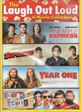 Laugh Out Loud 4 Movie Pineapple Express Superbad Year One Youth in Revolt