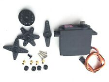 High Torque RC servo MG995 Metal gears for 1/8 & 1/10  vehicles. with extras