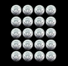 2008 2009 2010 2011 2012 2013 2014 2015 2016 2017 P+D Kennedy Mint Roll Set
