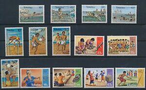 LN75312 Tokelau mixed thematics nice lot of good stamps MNH