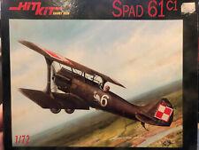 Hit Kit 1/72 Spad 61 C1 short run production kit