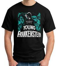 Camiseta Hombre Young Frankestein - Mel Brooks t-shirt camiseta manga corta