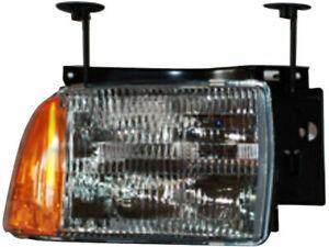 For 1995-1997 Chevrolet C2500 Suburban Headlight Assembly Right TYC 24671WT 1996