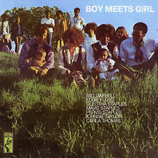 Boy Meets Girl by Various Artists (CD, Jul-2000, Ace/Stax)