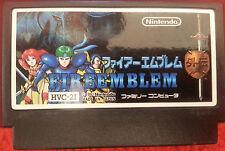 Nintendo Famicom. Fire Emblem Gaiden