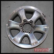 "Toyota PRADO 120 SERIES 17"" GENUINE MAG WHEEL 6 SPOKE ALLOY WHEEL 02/03-10/09"