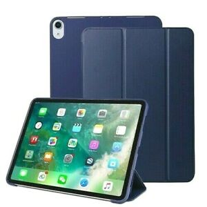 iPad Pro 11 Case 2018 Model Smart Cover Silicone Magnetic Sleep Wake for Apple