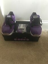 DIADORA N9000 PURPLE TAPE PACKER SHOES RAEKWON VIOLET HELIUM WHITE WU-TANG NEW