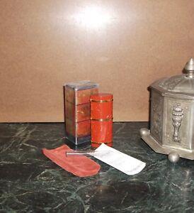 Yves Saint Laurent YSL Opium Secret De Parfum Refillable Spray 10 ml 0.34 oz HTF