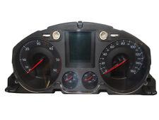 VW PASSAT B6 2.0 TDI 2005-2011 INSTRUMENT CLUSTER CLOCK 3C0920971 - BKP