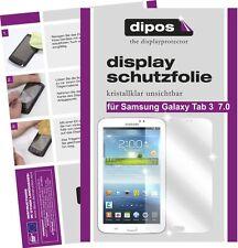 3x dipos Samsung Galaxy Tab 3 7.0 T210 Film de protection d'écran cristal clair