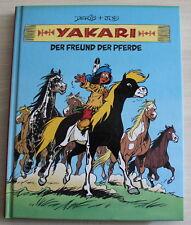 2011 ✤ YAKARI der freund der pferde ✤ Derib & Job ✤ Dargaud / Lombard