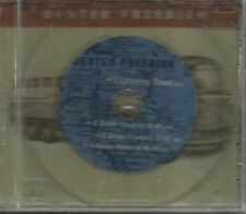 DEXTER FREEBISH Leaving town w/ RARE SPOKEN ID's MINIMAXI PROMO DJ CD single