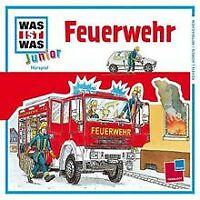 WAS IST WAS Junior, Folge 05: Feuerwehr von Was Ist... | CD | Zustand akzeptabel