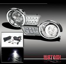 2008-2010 TOYOTA HIGHLANDER LED FOG LIGHT +COVER CHROME