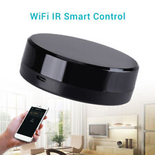 WiFi Remote Control Smart IR Voice Amazon Alexa Google Home BLK For IOS Android