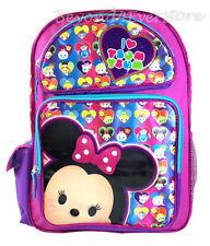 "New Disney I Love Tsum Tsum Large 16"" Back to School Back Pack for kids"