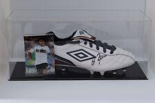 Michael Ballack Signed Autograph Football Boot Display Case Germany AFTAL COA