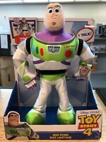 Disney Pixar Toy Story 4 High-Flying Buzz Lightyear Talking Feature Plush