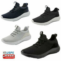 Men's Fashion Sneakers Lightweight Running Shoes Comfort Athletic Shoes