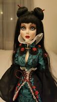RARE Tonner Evangeline Ghastly, Soul Sweeping, LE 125 Wilde Imagination