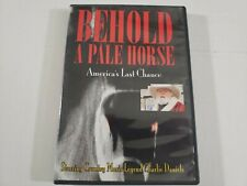 Behold a Pale Horse: America's Last Chance Starring Charlie Daniels DVD VG