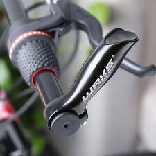 Wake par aleación de aluminio brillante bicicleta Mtb Manillar Goma