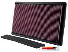 K&N Hi-Flow Performance Air Filter 33-2035 fits Chevrolet Corvette 5.7 (1YY),5.7